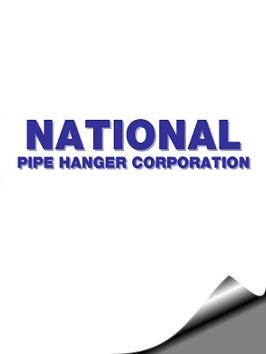 http://www.nationalpipehanger.com